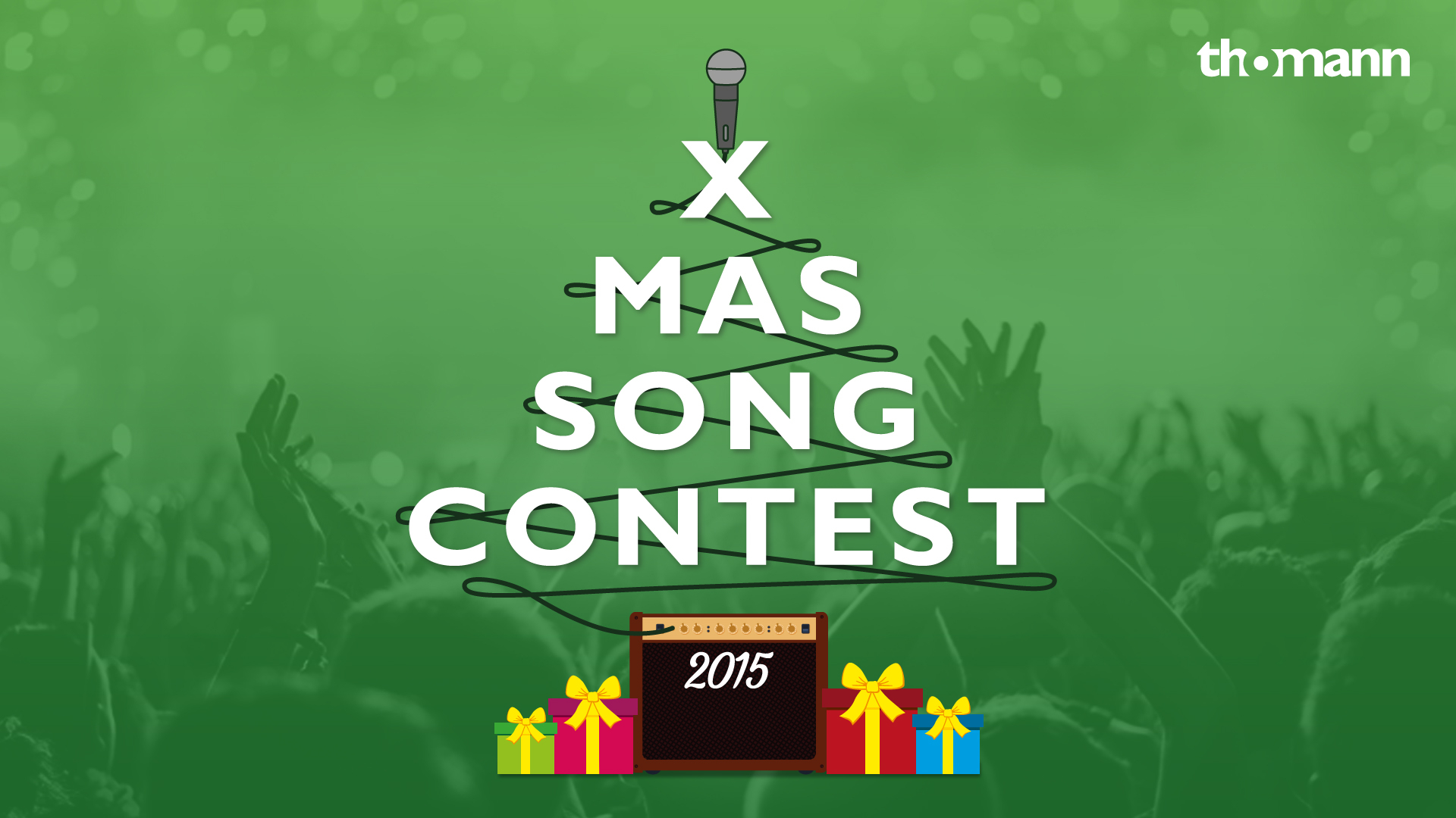 X-Mas Song Contest: Lied schreiben und 500 Euro Thomann Gutschein ...