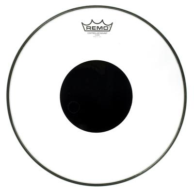 24 CS Clear Bass Drum