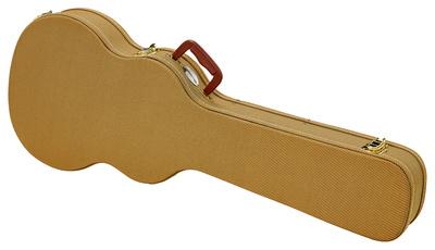 Guitar Case Single Cut Tweed