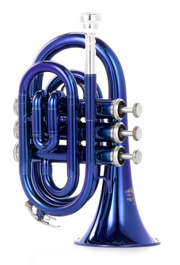 Thomann TR 5 Blue Bb-P.-Tpt. B- Stock