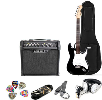 Electric Guitar Set 5