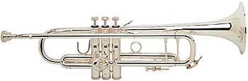 Bach 180-37S ML Trumpet w. Gigbag
