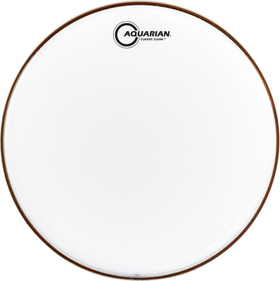 22 Classic Clear Bass Drum