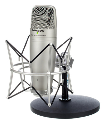 Samson C01U Recording/Podcasting Pack