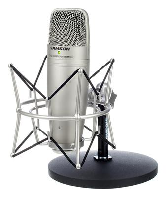 Samson C01U Recording/Podcasting Pack