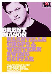Music Sales Brent Mason Nashville Chops