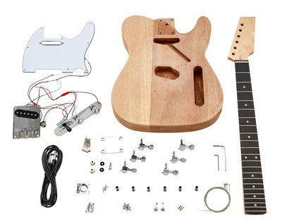 Electric Guitar Kit T Style