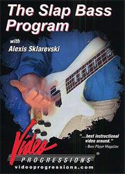 Music Sales The Slap Bass Program (DVD)