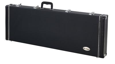 E Guitar Case BK Wood