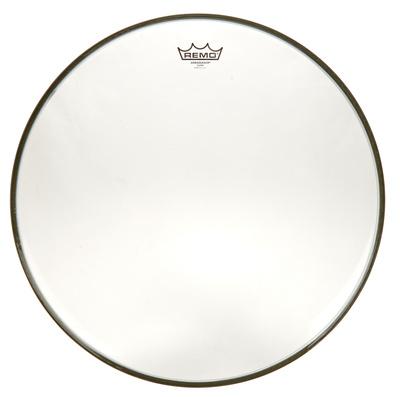 22 Ambassador Clear Bass Drum