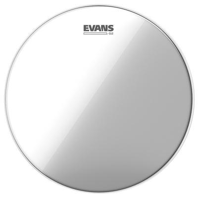 22 G2 Clear Bass Drum Head