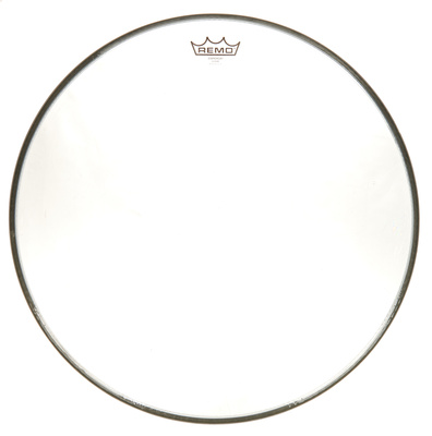 20 Emperor Clear Bass Drum