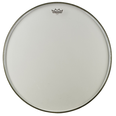 24 Emperor Clear Bass Drum