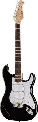 Harley Benton ST-20 BK E-Gitarre