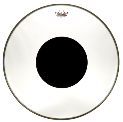22 CS Clear Bass Drum