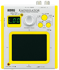 Korg Kaoss Kaossilator