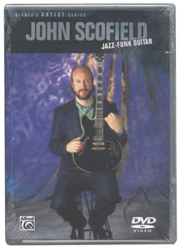 Alfred Music Publishing John Scofield (DVD)