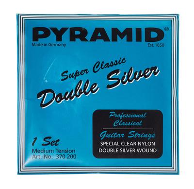 Pyramid Super Classic Blue Saiten-Satz für Konzertgitarre