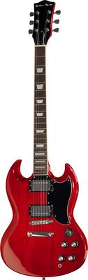 Harley Benton HBS-580 WR E-Gitarre