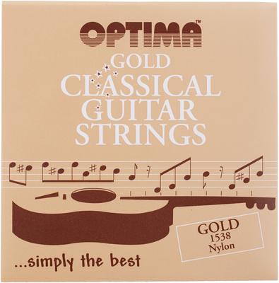 Maxima Classical Gold Saiten für Konzertgitarre