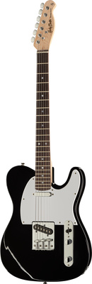 Harley Benton TE-20 BK Standard Serie E-Gitarre schwarz