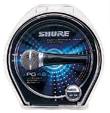 Shure PG48-XLR