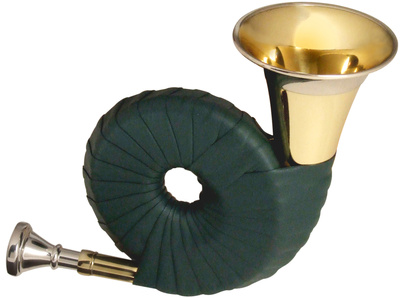 Kühnl & Hoyer 1306 Pocket Hunting Horn 40601