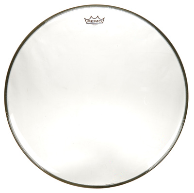 22 Emperor Clear Bass Drum