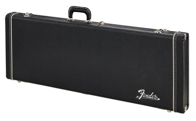 Deluxe Guitar Case Black Tolex