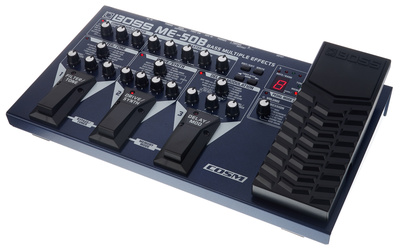 Boss ME50B Multieffektger&#228;t f&#252;r E-Bass