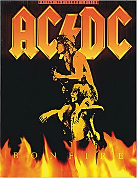 Music Sales AC/DC Bonfire