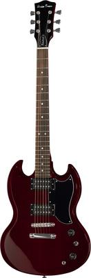 Harley Benton HBS200 bright cherry E-Gitarre