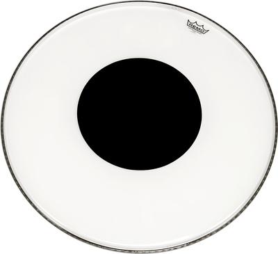 26 CS Clear Bass Drum