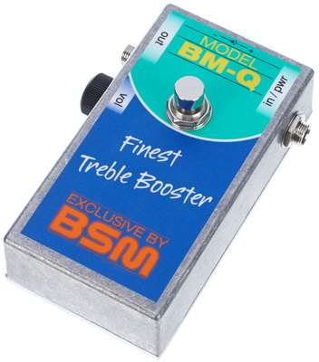 BSM Treble Booster BM-Q