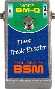 BSM Treble Booster BM-Q Special