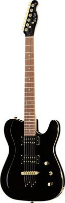Harley Benton TE-40 TBK Deluxe Serie E-Gitarre