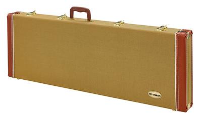 E Guitar Case Tweed