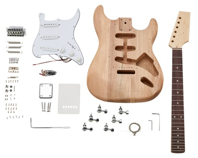 Electric Guitar Kit ST Style
