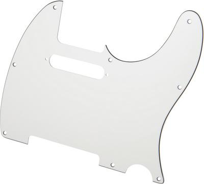 Fender Pickguard Tele Parchment