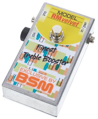 BSM Treble Booster RM Velvet