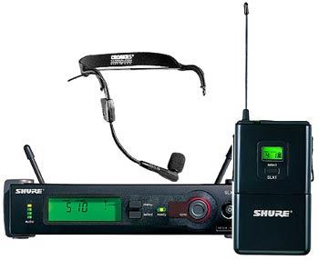 Shure SLX WH30 S6 Set