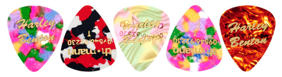 Guitar Pick Thin 5 Pack