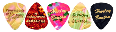 Guitar Pick Medium 5 Pack