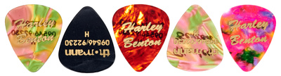 Guitar Pick Heavy 5 Pack