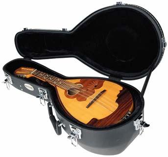 Rockcase RC 10642 BRB Mandoline Koffer