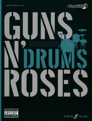 Faber Music Guns N' Roses Drums