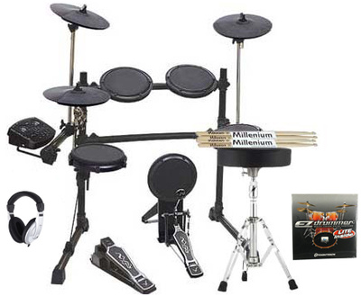 MPS 400 E Drum Set Complete
