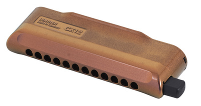 CX 12 Jazz Harmonica RTG
