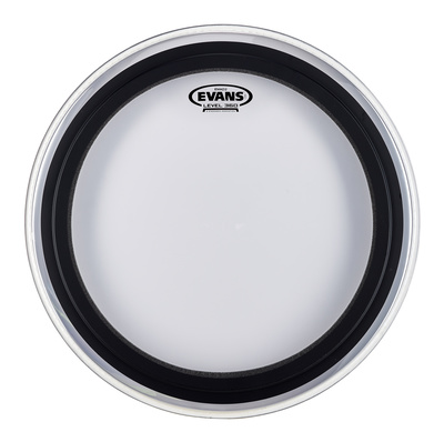18 EMAD2 Clear Bass Drum