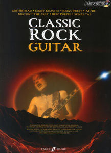 Alfred Music Publishing Classic Rock Guitar 8 Songs